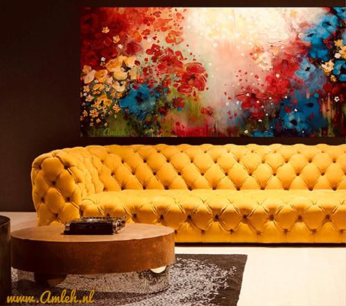 Flowerrain   Atelier Amleh Art