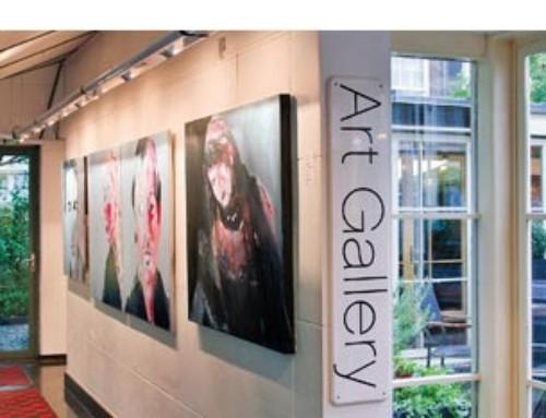 Galerie Hotel Pulitzer