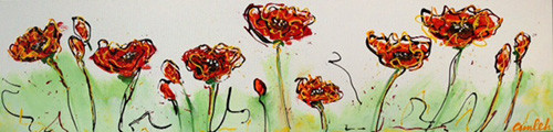 Poppys schilderij